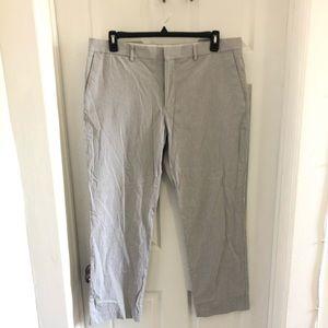 Men's Express Producer Pant- striped